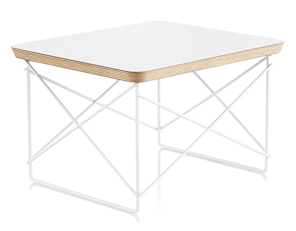 eames wire base low table. Black Bedroom Furniture Sets. Home Design Ideas