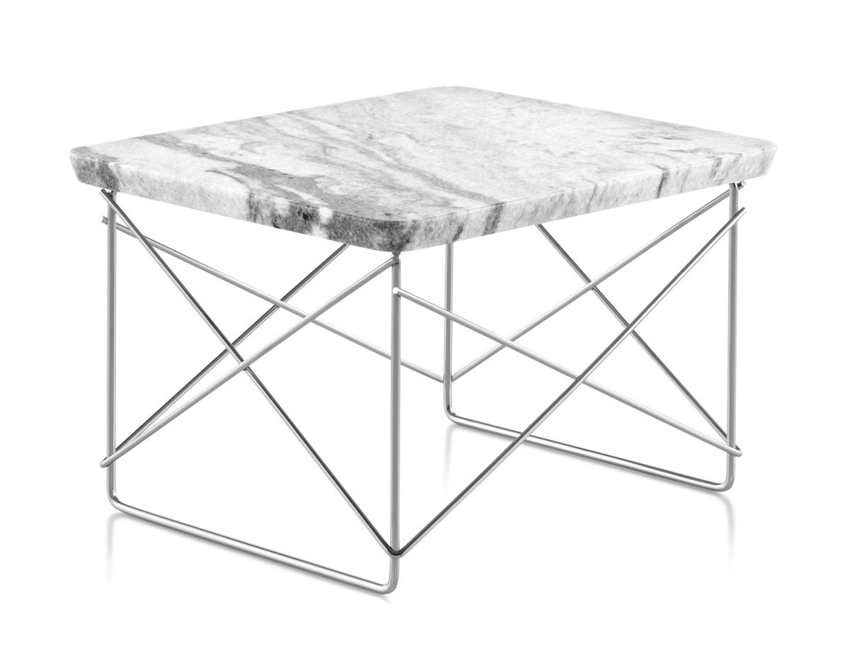 Eames® Wire Base Low Table - hivemodern.com