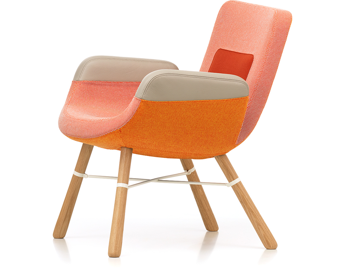 East River Lounge Chair Hivemodern Com