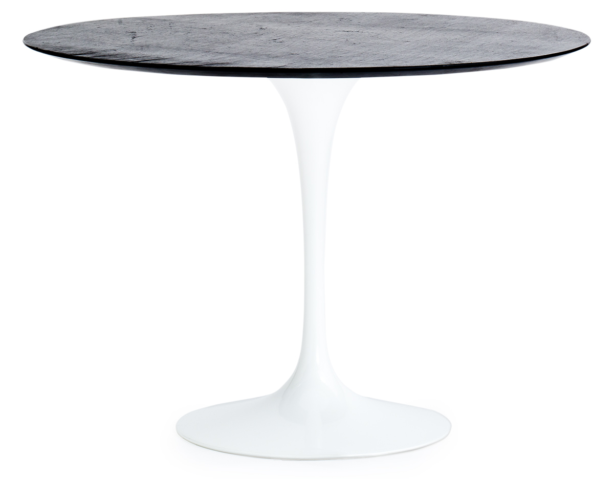 Saarinen Outdoor Round Dining Table Hivemoderncom - Saarinen outdoor dining table