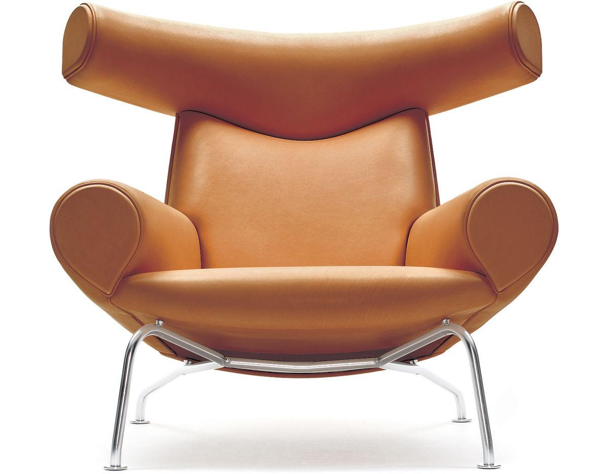 Amazing Hans Wegner Ej100 Ox Chair