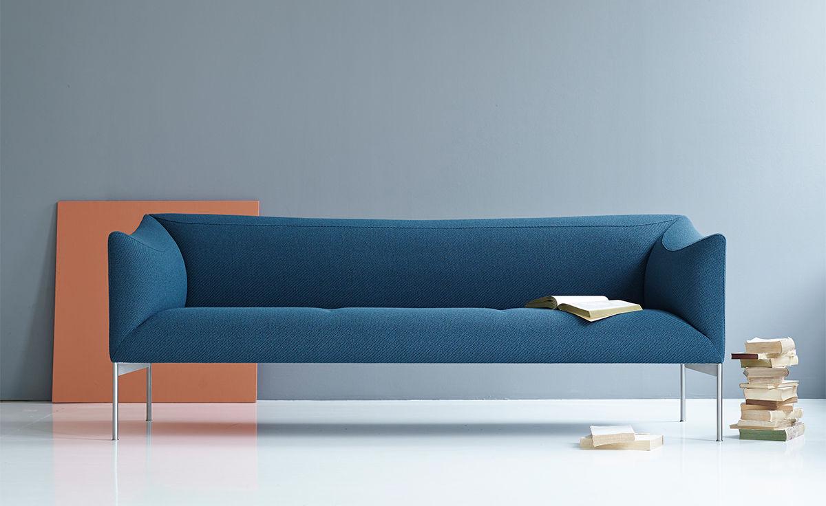 Ej485 Bow 3 Seat Sofa Hivemodern Com