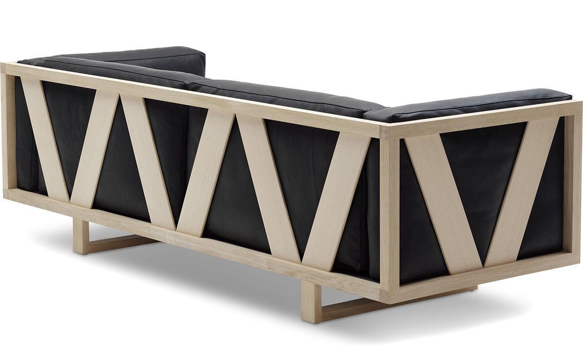 Ej555 Frame Sofa Hivemodern Com
