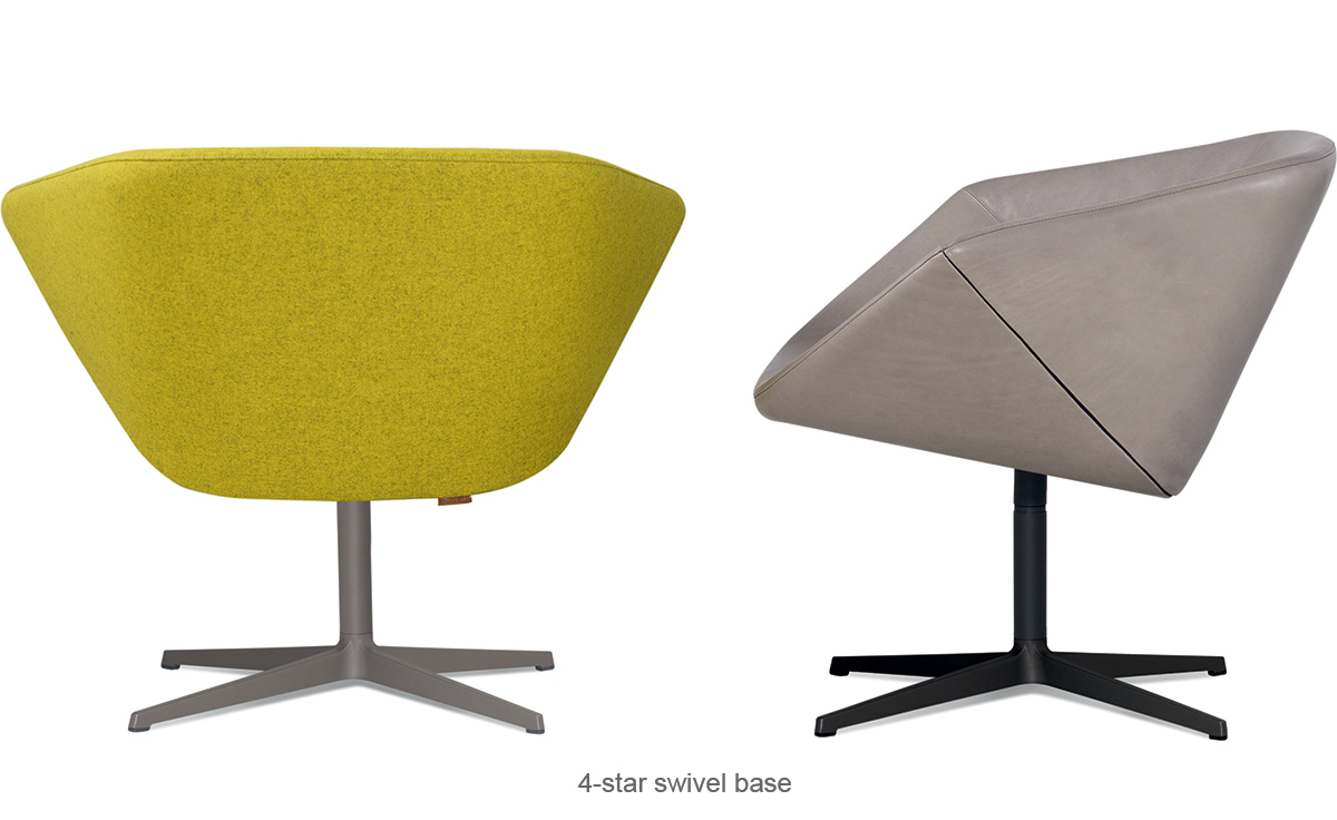 Ella Easy Chair Hivemodern Com