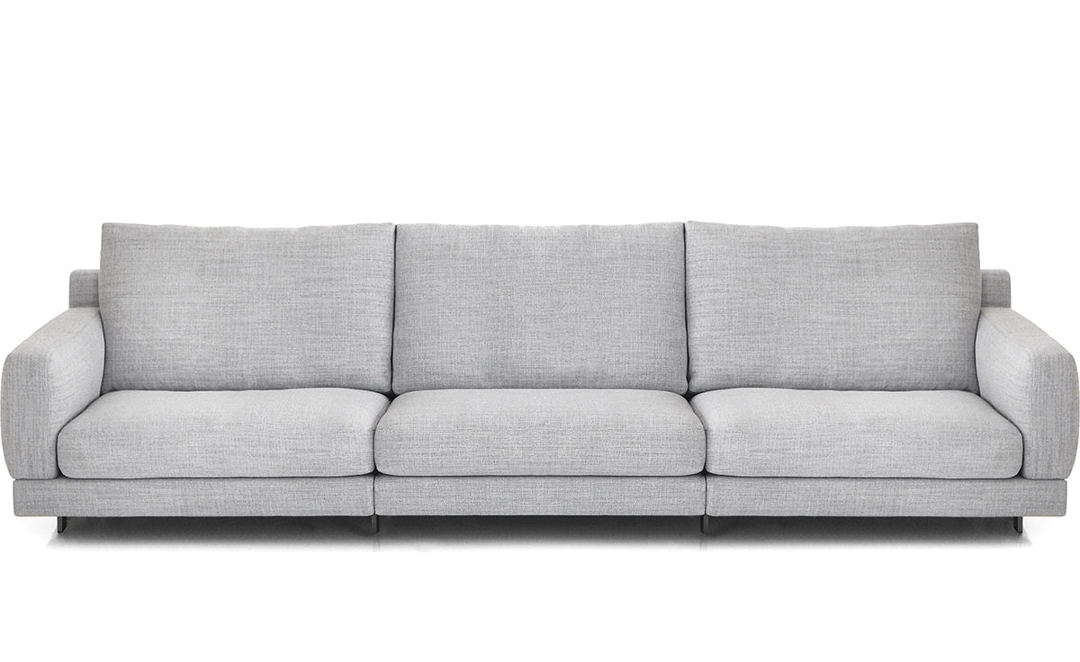 Elle 3 Seat Standard Depth Sofa