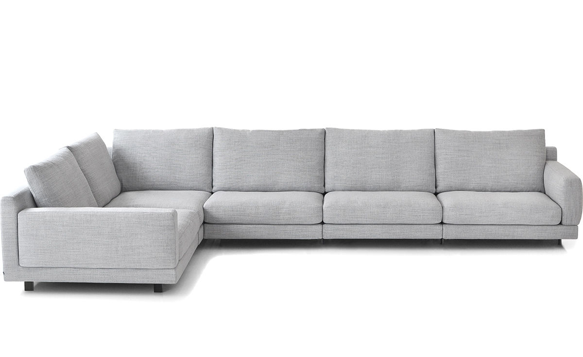 Depth Of A Sofa Darcy Sofa And Loveseat Stone Large With