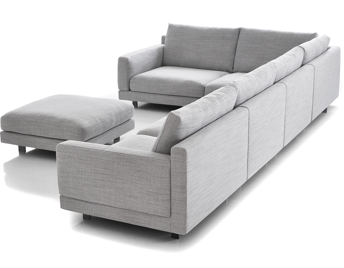 elle sectional sofa - hivemodern