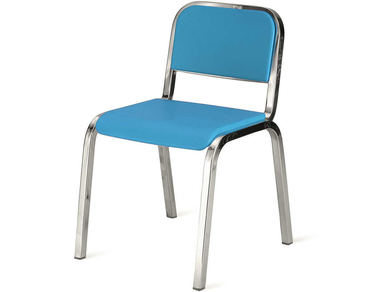 Emeco Nine 0 Stacking Side Chair Hivemodern Com
