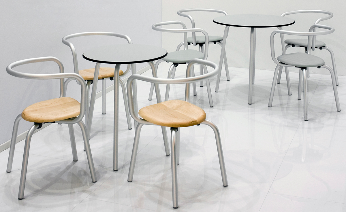 Emeco Parrish Side Chair Hivemodern Com