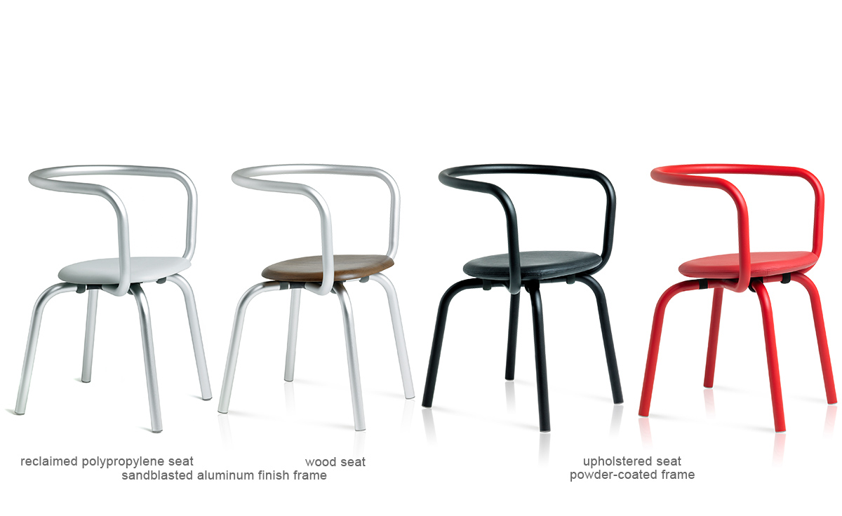 Emeco Aluminum Bar Stools Philippe Starck Extends Broom