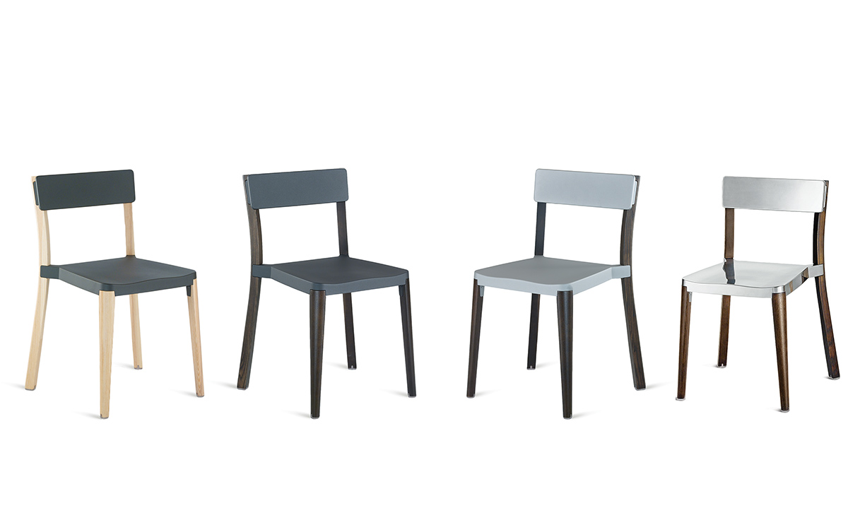 Emeco Lancaster Stacking Chair Hivemodern Com