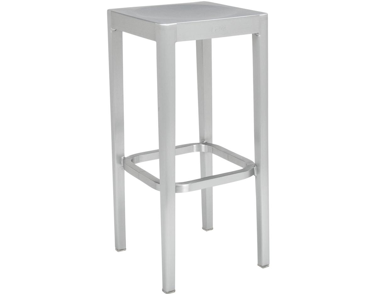 emeco stool. Black Bedroom Furniture Sets. Home Design Ideas