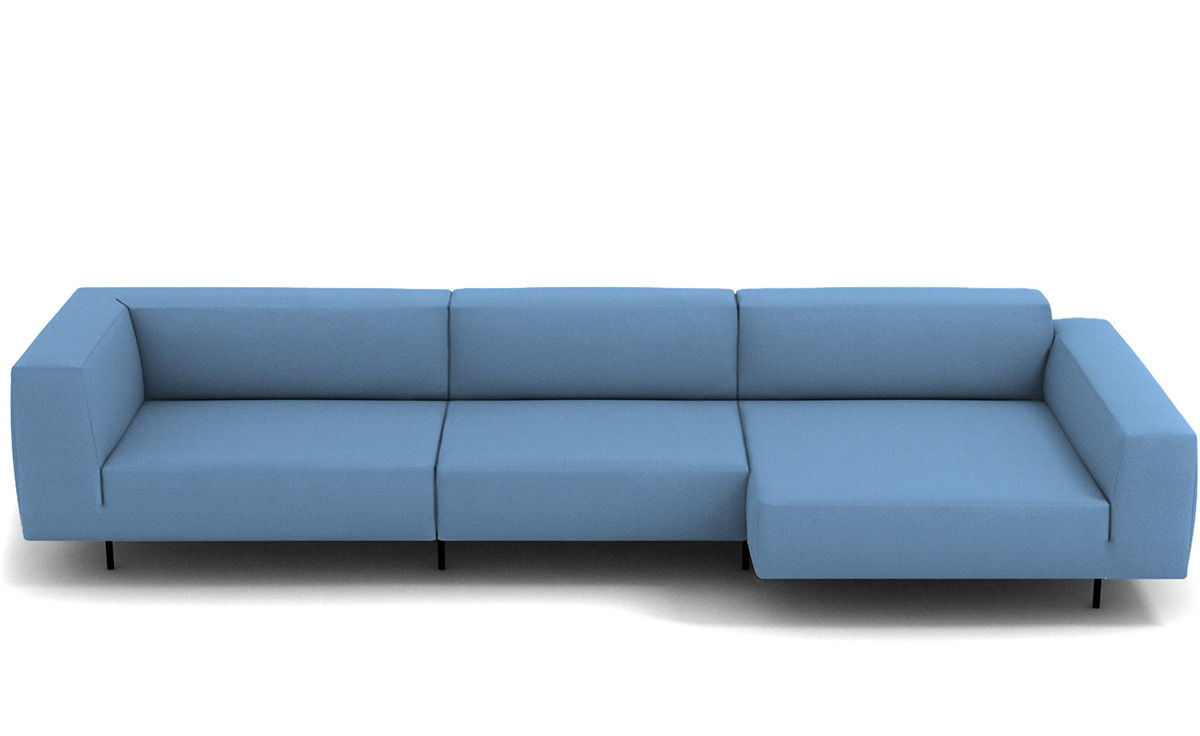 Endless sofa composition 9 for Modern hive