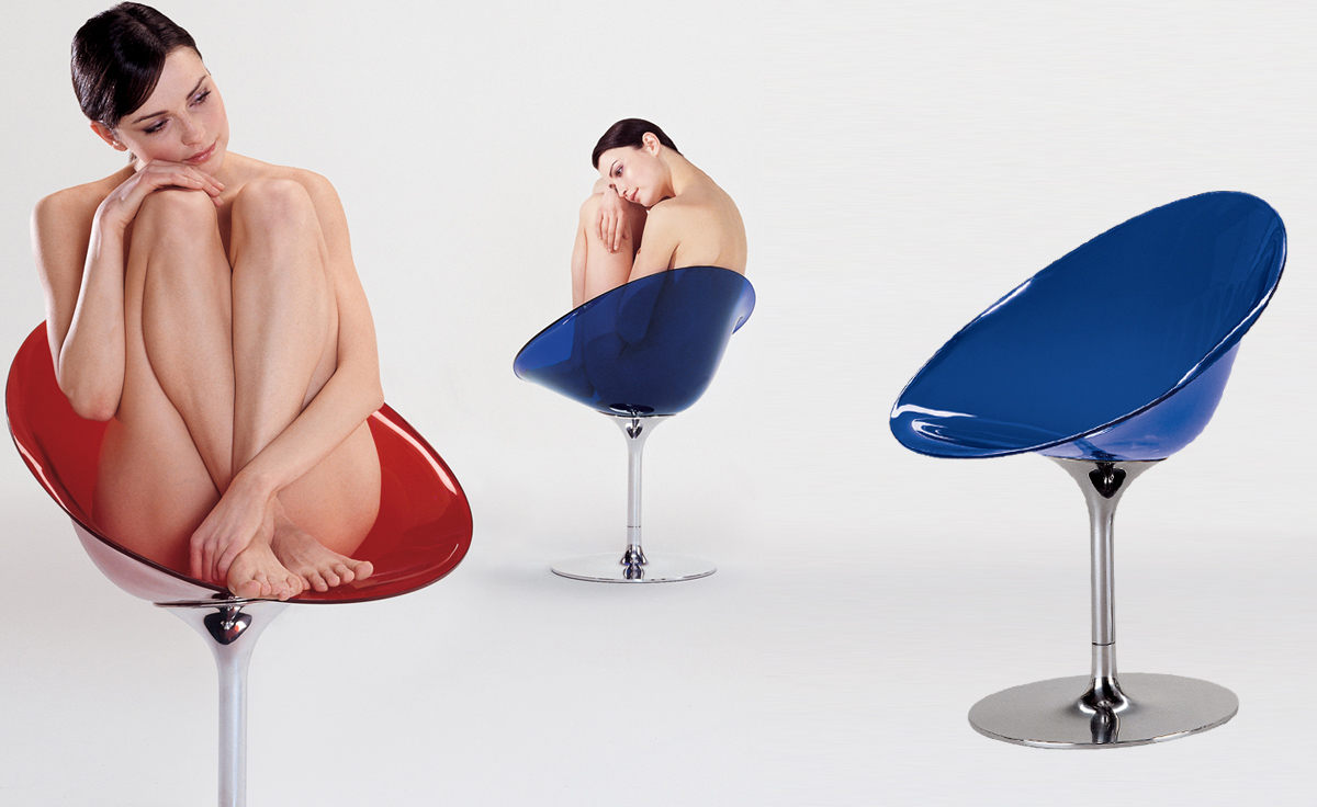 Ero|s| Swivel Chair - hivemodern.com