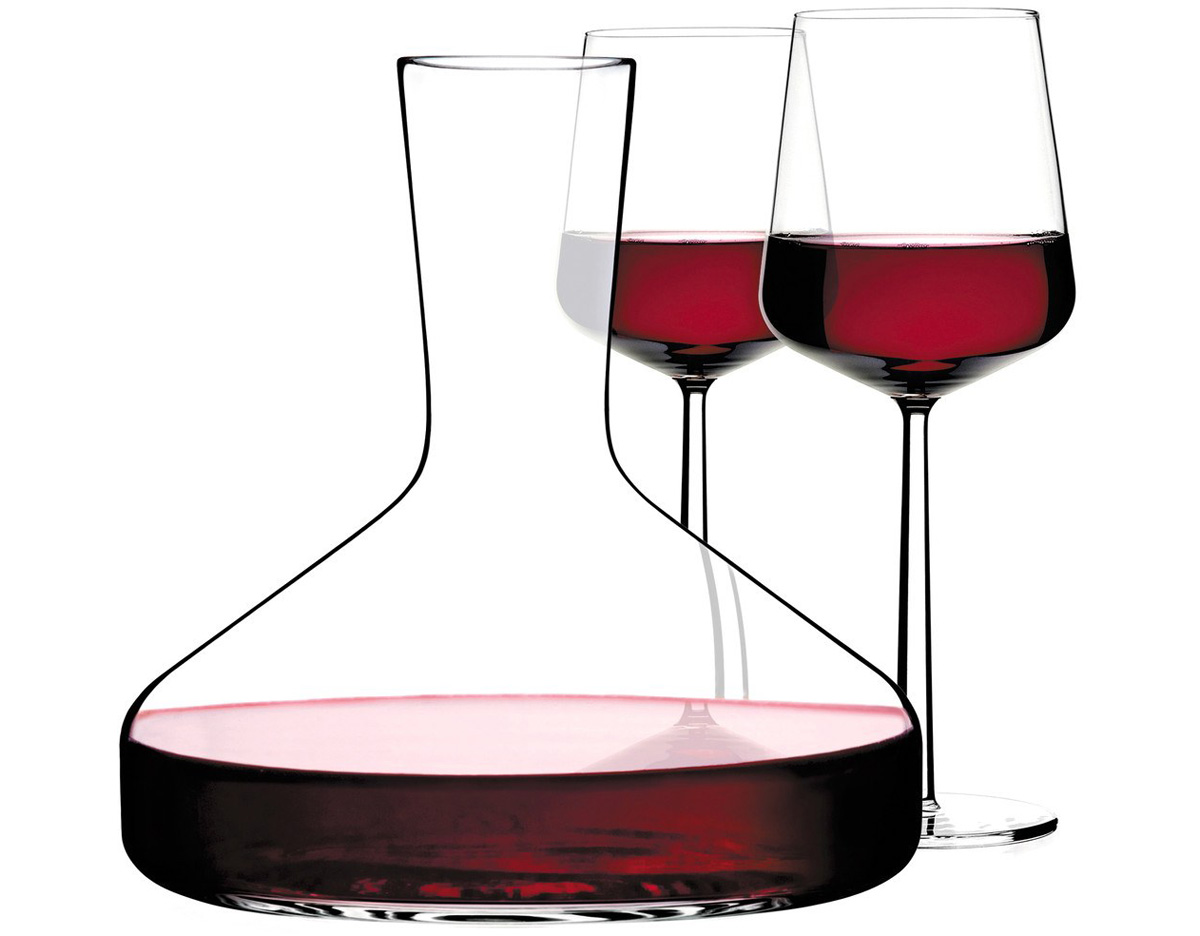 Essence red wine glass 2 pack for Glass 2 glass