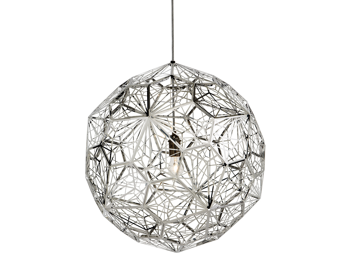 etch light web pendant light. Black Bedroom Furniture Sets. Home Design Ideas