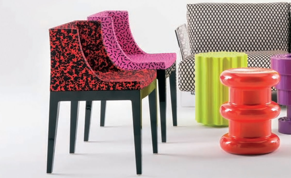 Ettore Sottsass Colonna Stool Hivemodern Com