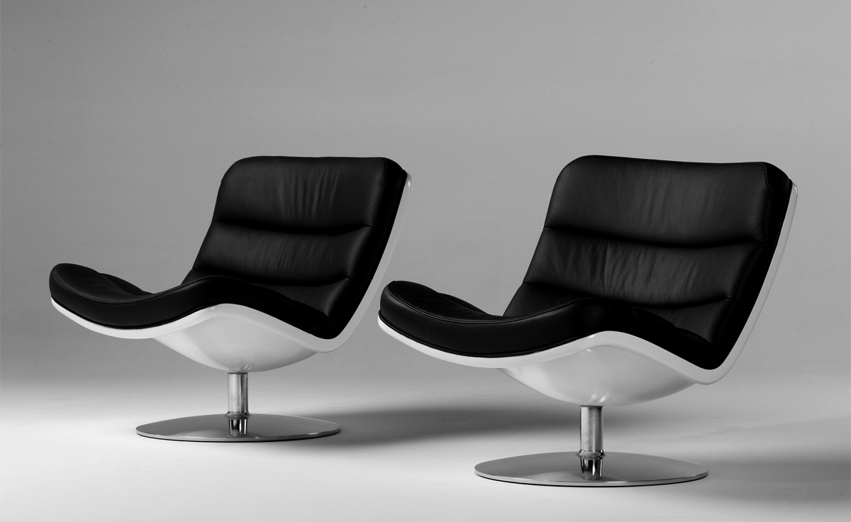 F978 Lounge Chair Hivemodern Com