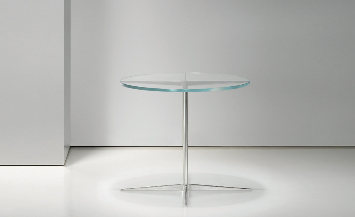 Facet Round Side Table Hivemodern Com