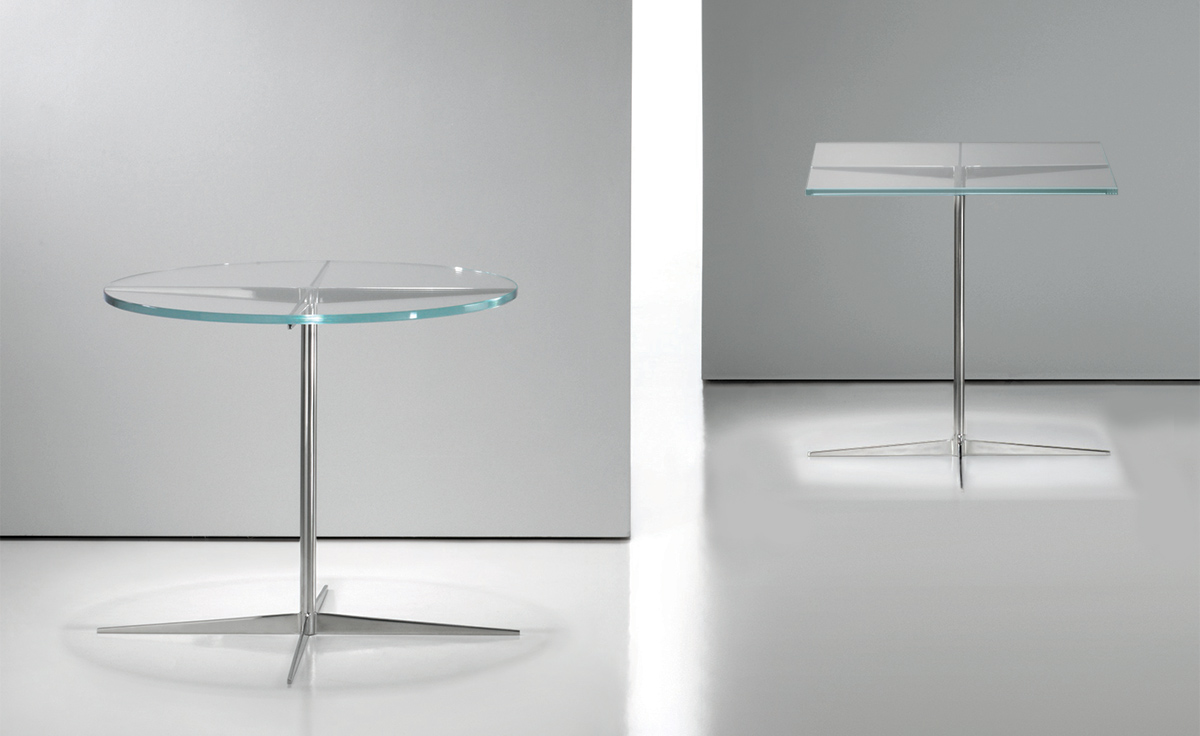 Round side tables - Overview Manufacturer Media Reviews