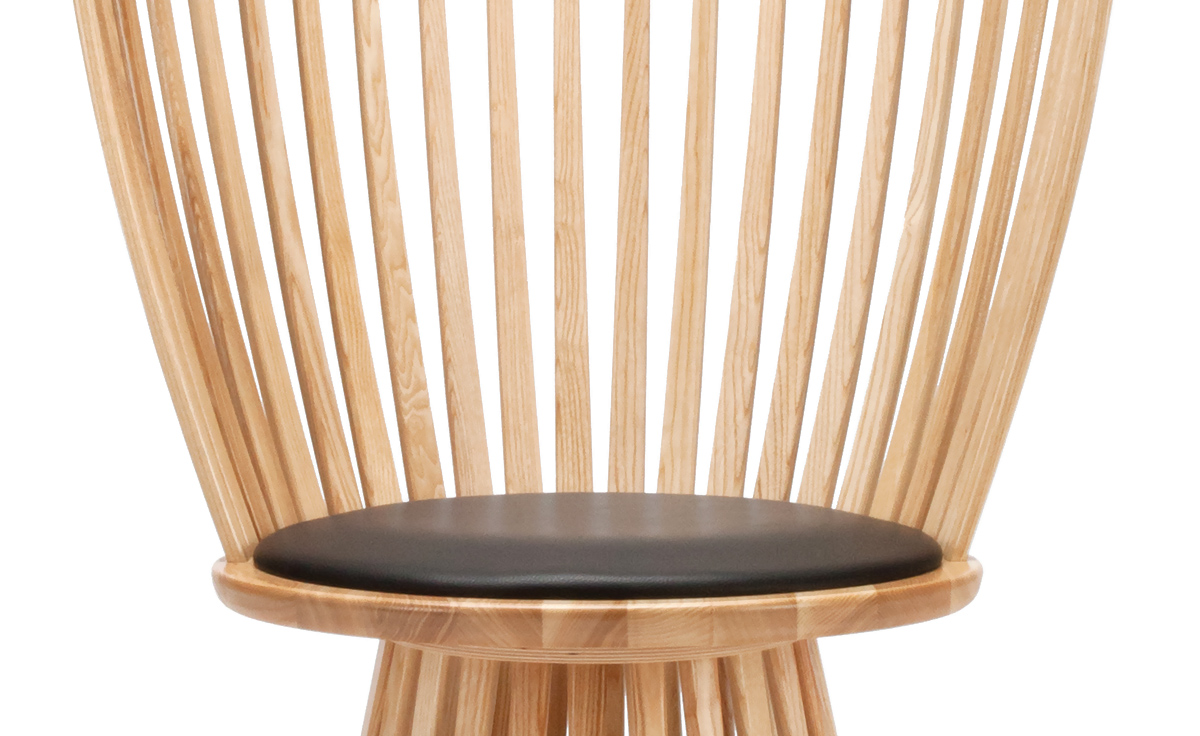 Fan Chair Hivemodern Com