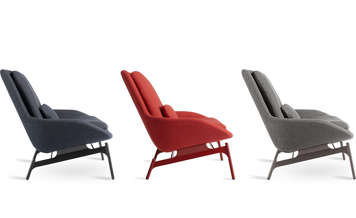 Field Lounge Chair Hivemoderncom
