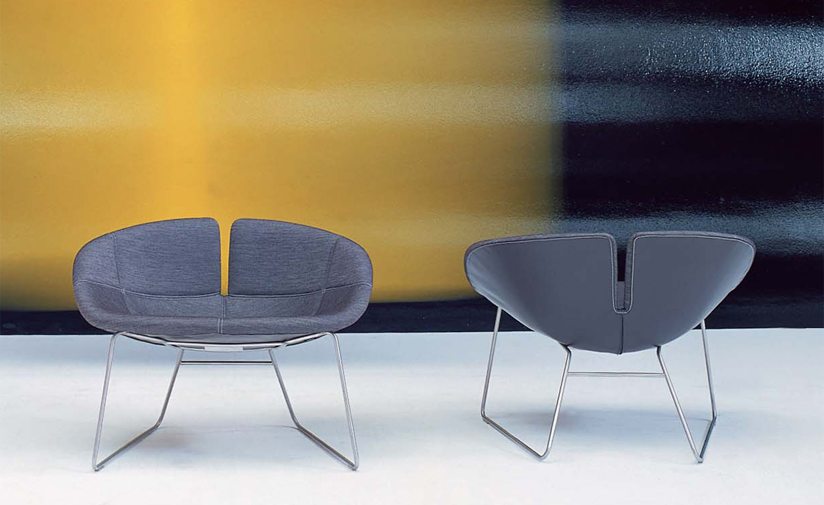 Fjord Armchair Hivemodern Com