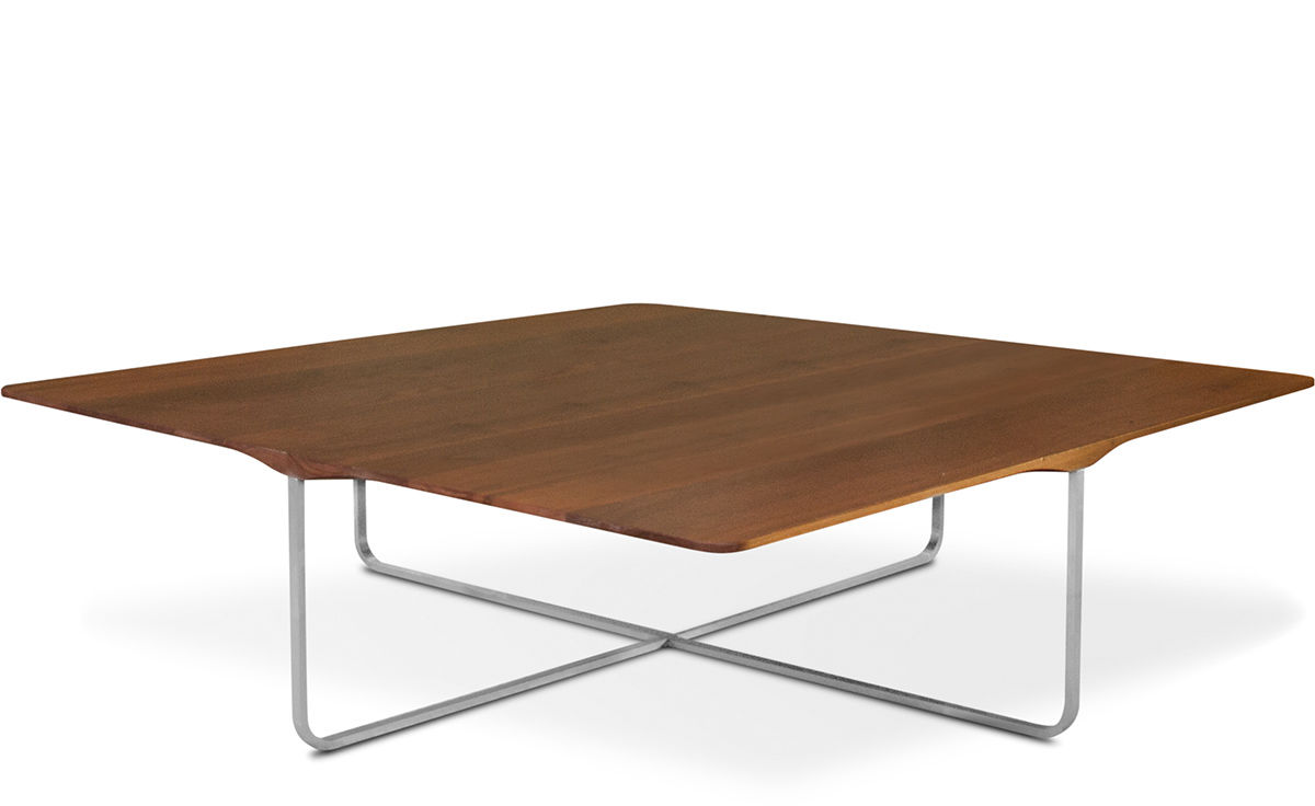 Flint 110 Square Coffee Table. Flint 110 Square Coffee Table   hivemodern com