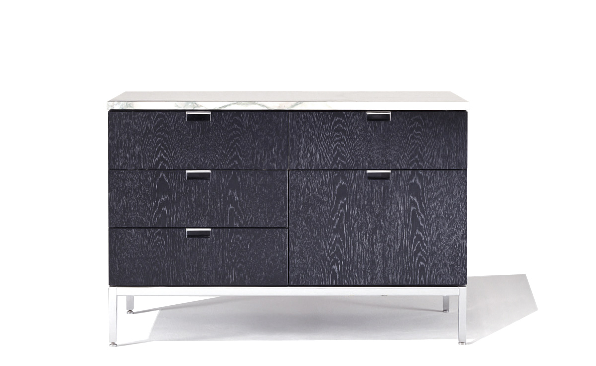 florence knoll  position credenza  hivemoderncom - overview