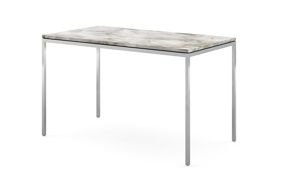florence knoll mini desk  hivemoderncom - overview