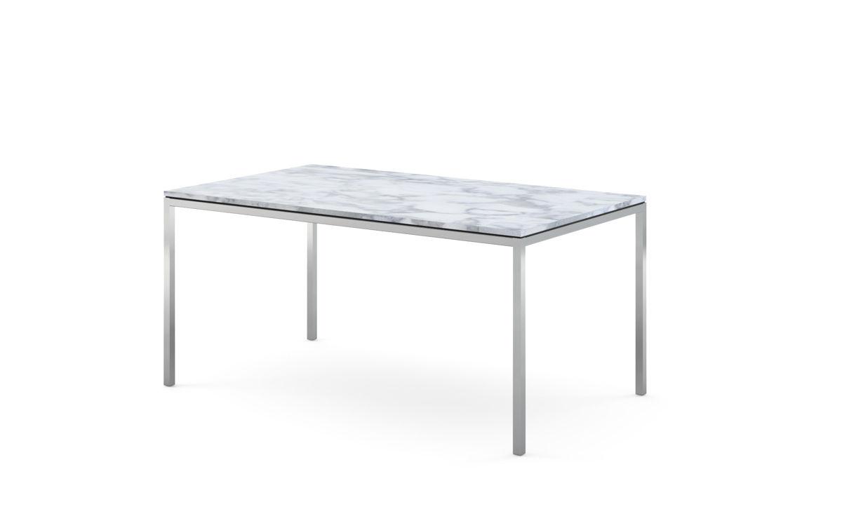 florence knoll rectangular dining table - hivemodern
