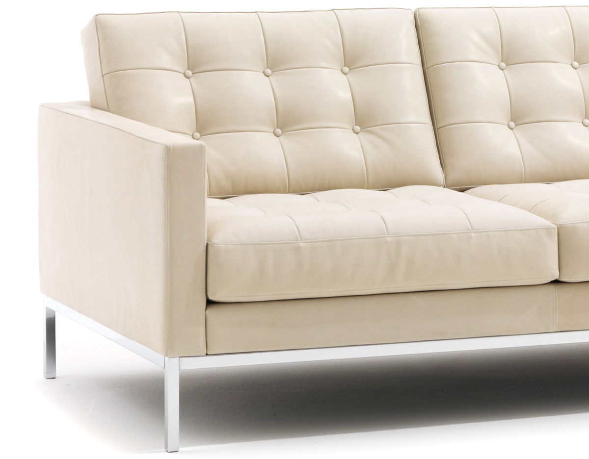 Sofa Knoll Florence Knoll Lounge 3 Seat Sofa Sofas From Thesofa