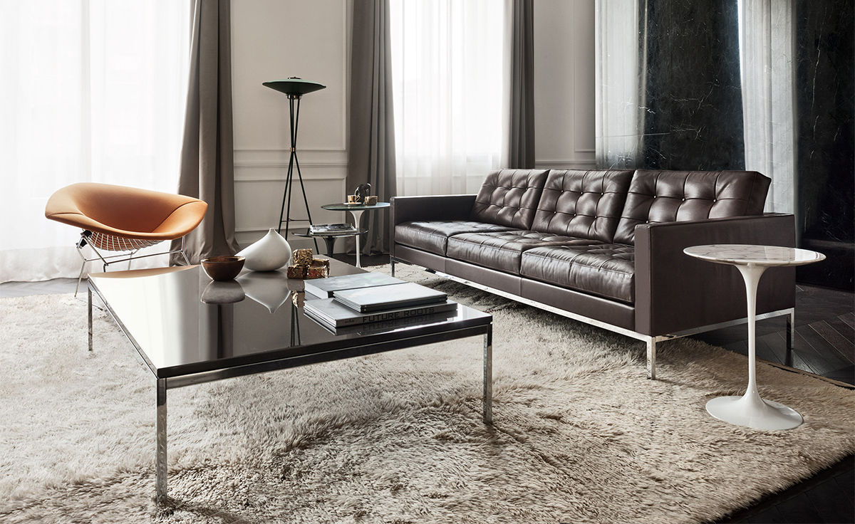 florence knoll relaxed sofa. Black Bedroom Furniture Sets. Home Design Ideas