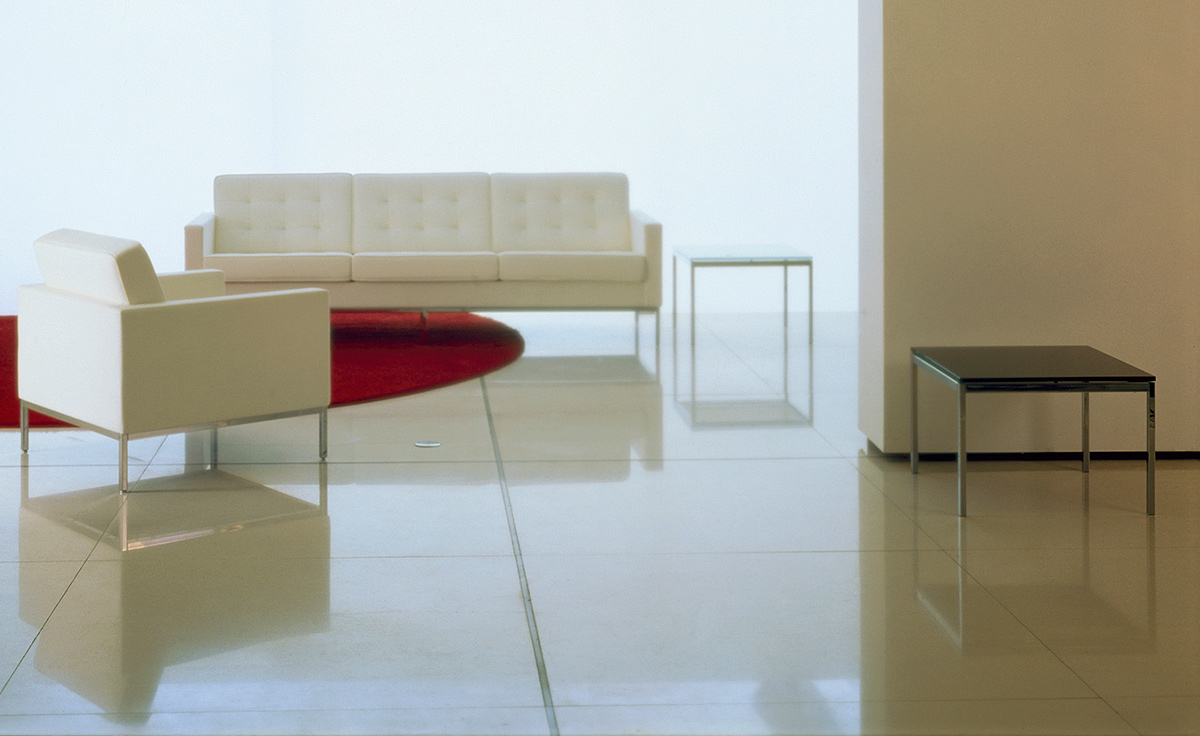 Florence Knoll Large Side Table Hivemodern Com