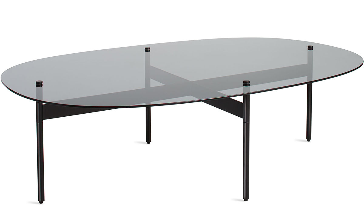 Flume Swoval Coffee Table