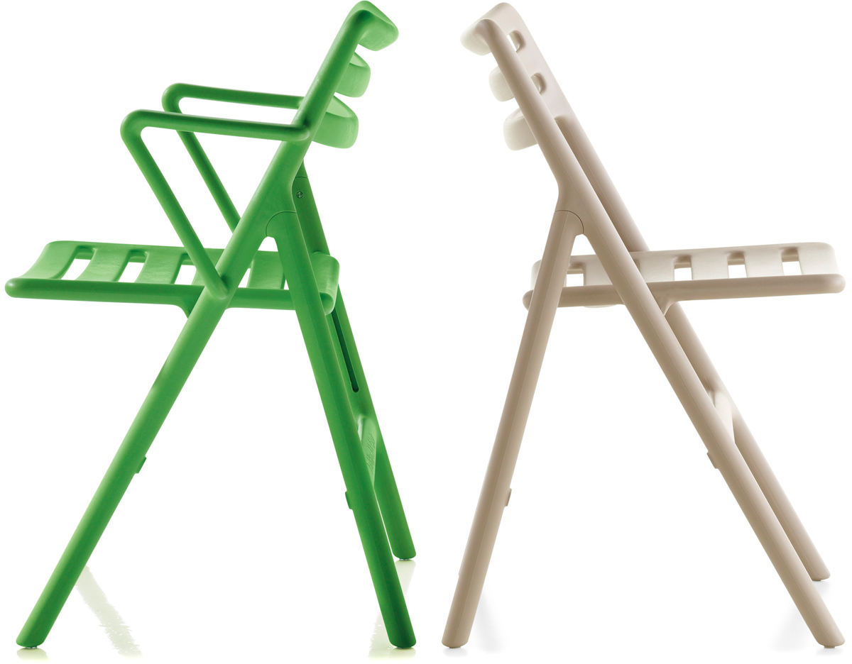 Folding Air Chair Two Pack