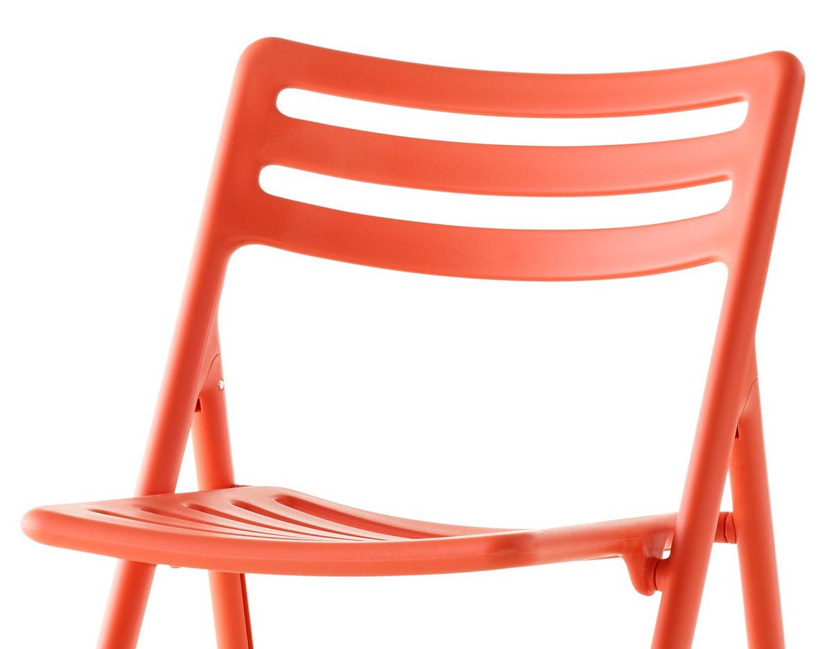 Magis Folding Air Chair Two Pack Hivemodern Com