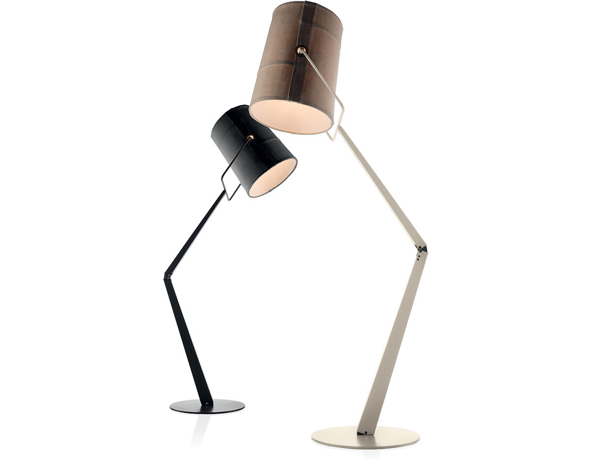 Fork floor lamp hivemodern overview manufacturer media reviews geotapseo Image collections