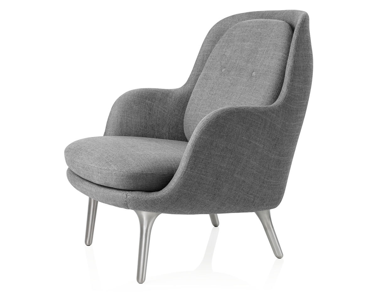 fri™ lounge chair  hivemoderncom - overview