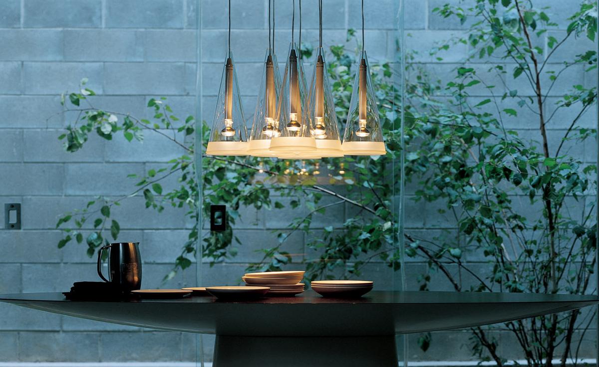Fucsia 8 Suspension Lamp Hivemodern Com