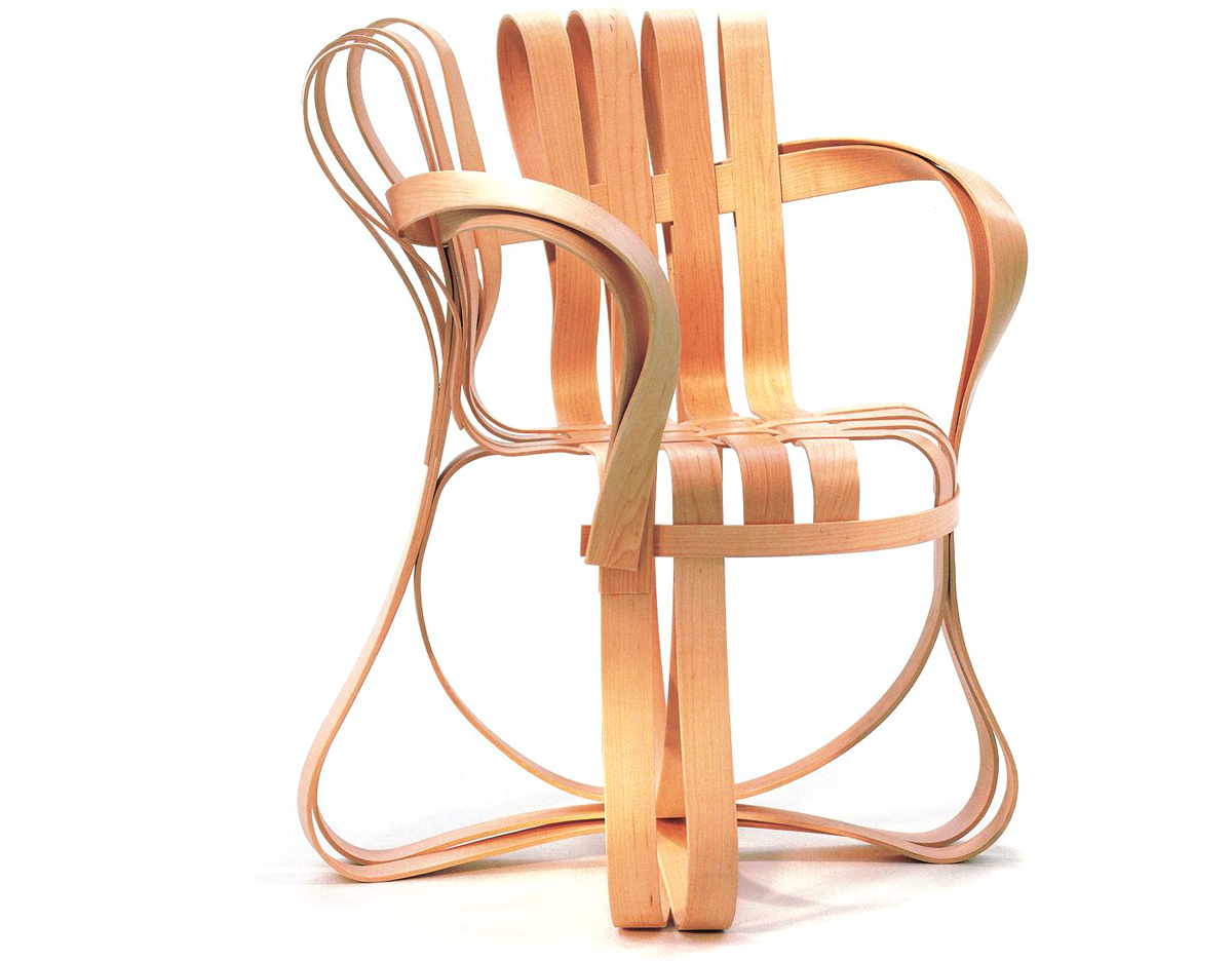 Gehry Cross Check Chair Hivemodern Com
