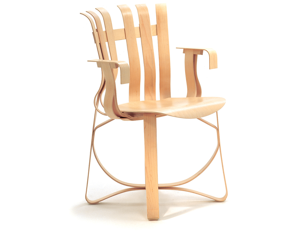 Gehry Hat Trick Chair - hivemodern.com