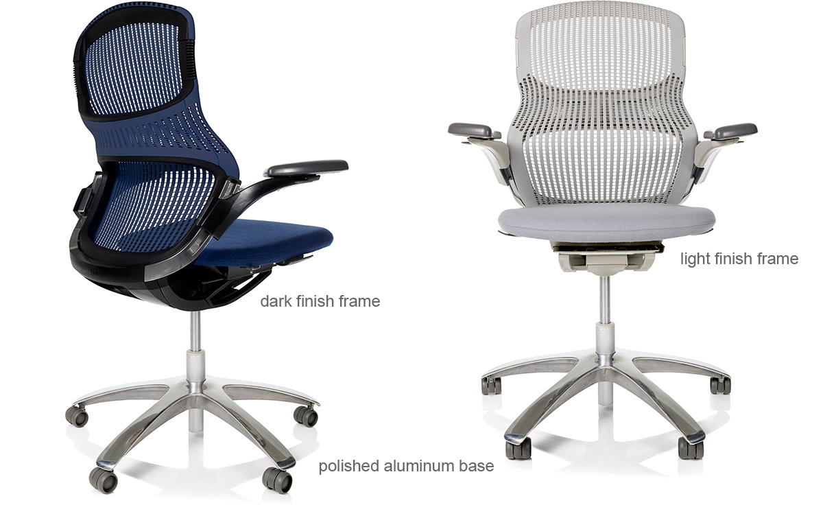 generation work chair  hivemoderncom - overview manufacturer media reviews