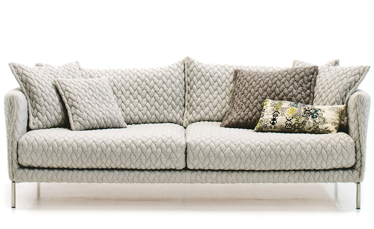 Gentry 105 Two Seater Sofa Hivemodern Com