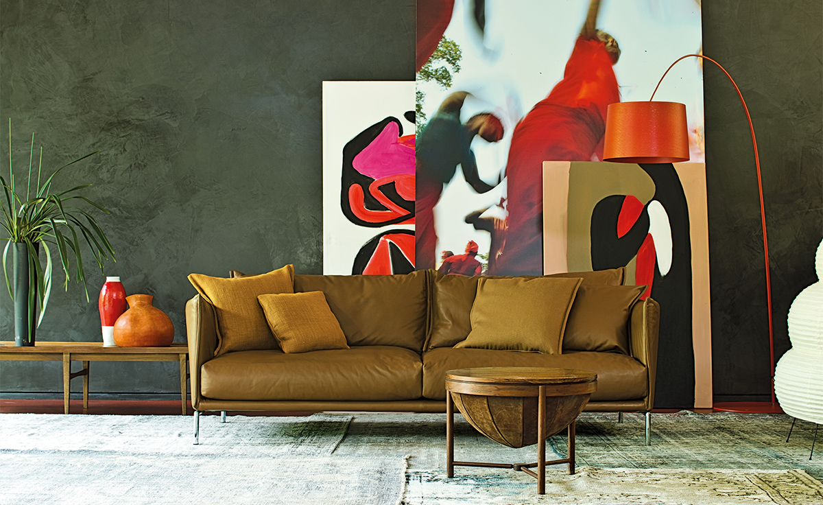 Gentry 120 Two Seater Sofa Hivemodern Com