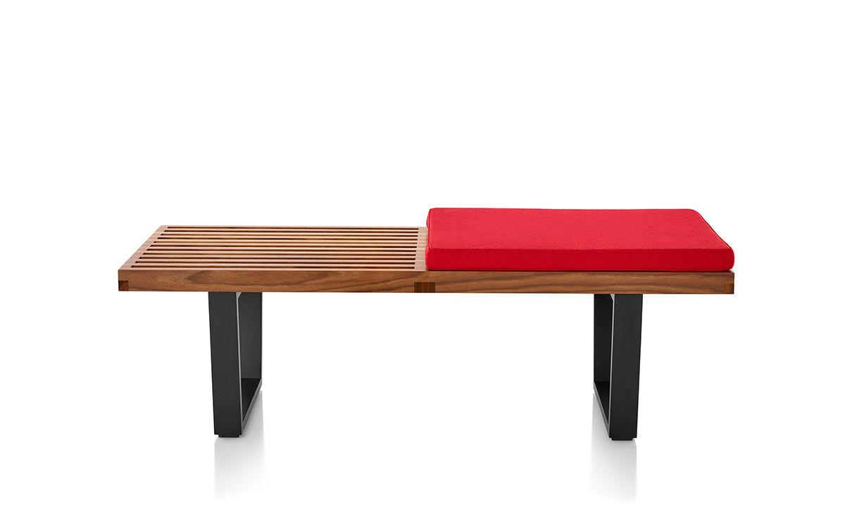 Fantastic George Nelson Bench Cushion Theyellowbook Wood Chair Design Ideas Theyellowbookinfo
