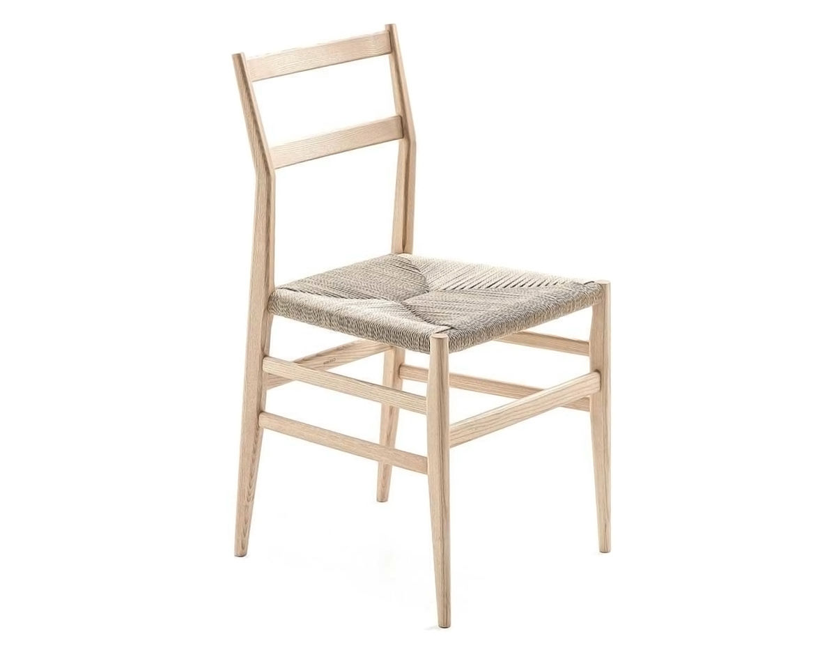 Gio Ponti Leggera Chair. From Cassina