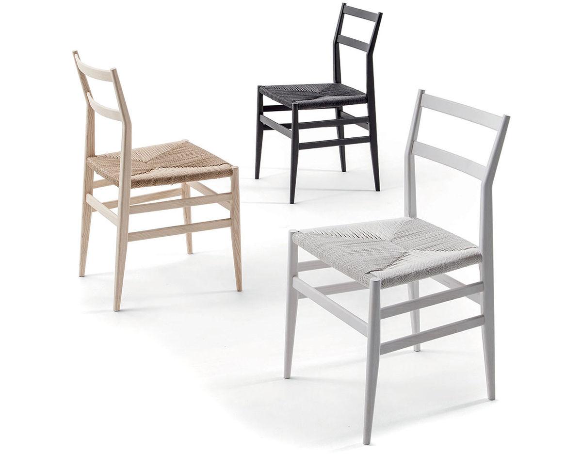 Gio Ponti Leggera Chair Hivemodern Com