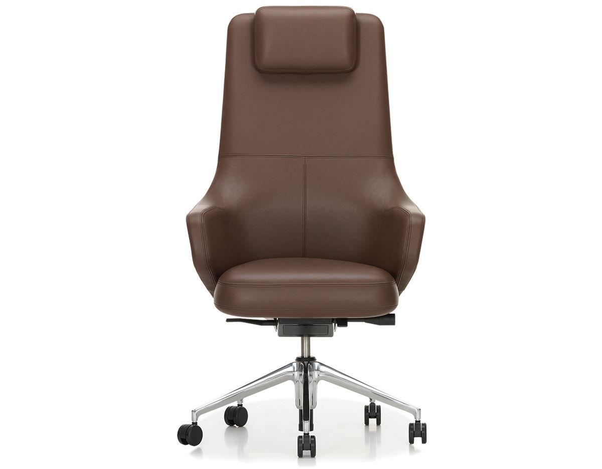 Grand Executive Highback Chair - hivemodern.com