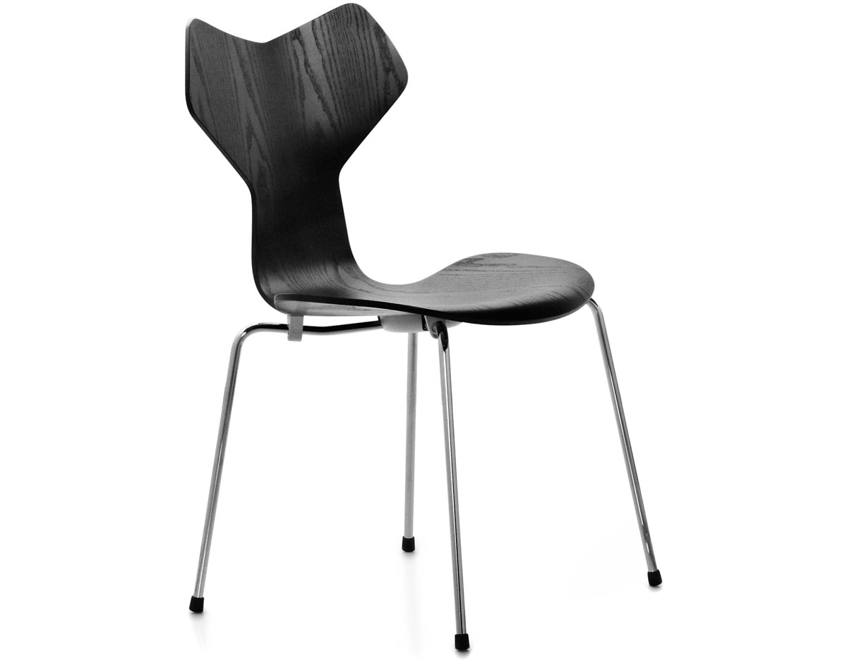 Grand prix chair - Chaise grand prix jacobsen ...